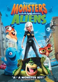 Monsters Vs. Aliens Movie