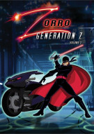 Zorro: Generation Z - Volume 2 Movie