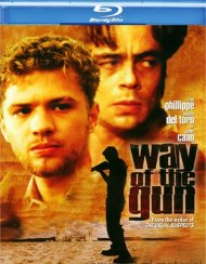 Way Of The Gun, The Blu-ray