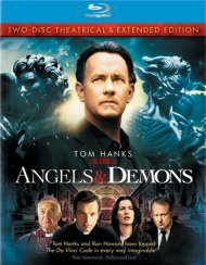 Angels & Demons Blu-ray