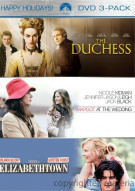 Duchess / Margot At Wedding / Elizabethtown (Holiday 2009 Box Set) Movie
