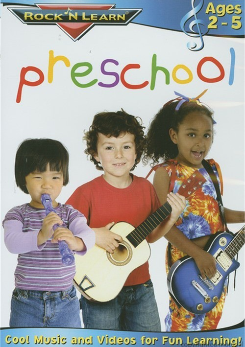 Rock N Learn: Preschool Movie