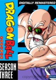 Dragon Ball: Season Three Movie