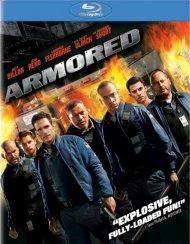 Armored Blu-ray