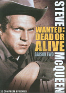 Wanted: Dead Or Alive - Season Two Movie