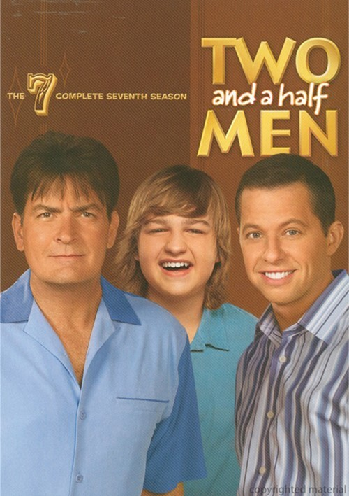 Two And A Half Men: The Complete Seventh Season Movie