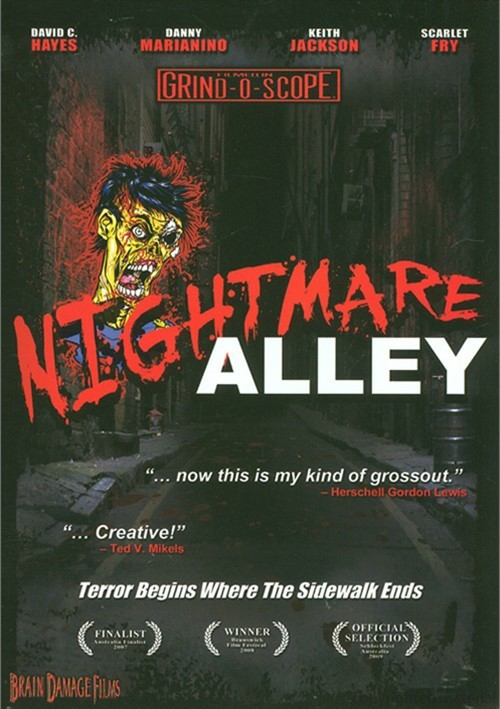 Nightmare Alley Movie