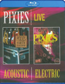 Pixies: Acoustic & Electric Blu-ray