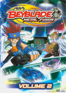 Beyblade: Metal Fusion - Volume 2 Movie