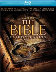 Bible, The: In The Beginning Blu-ray