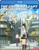 Girl Who Leapt Through Time, The Blu-ray
