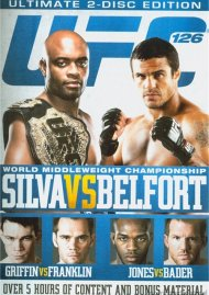 UFC 126: Silva Vs. Belfort - Ultimate 2 Disc Edition Movie