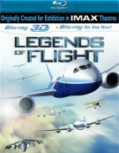 IMAX: Legends Of Flight (Blu-ray 3D) Blu-ray