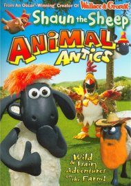 Shaun The Sheep: Animal Antics Movie
