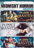 Midnight Horror Collection: Puppet Master V. 2 Movie