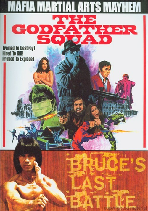 Godfather Squad / Bruces Last Battle (Double Feature) Movie