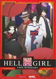 Hell Girl: Two Mirrors - The Complete Collection Movie