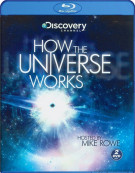How The Universe Works Blu-ray