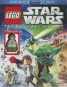 Lego Star Wars: The Padawan Menace Blu-ray