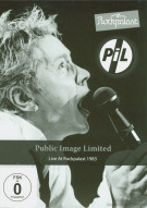 Public Image Limited: Live At Rockpalast Movie