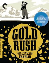 Gold Rush, The: The Criterion Collection Blu-ray
