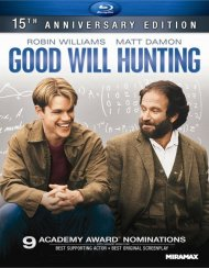 Good Will Hunting: 15th Anniversary Edition Blu-ray