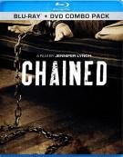 Chained (Blu-ray + DVD Combo) Blu-ray