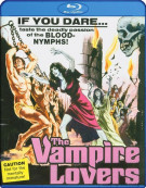 Vampire Lovers, The Blu-ray