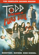 Todd & The Book Of Pure Evil: The Complete Second Season Movie