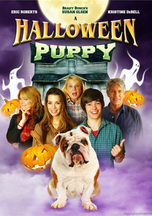 Halloween Puppy, A Movie