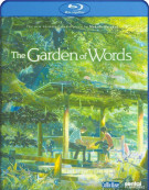 Garden Of Words, The Blu-ray