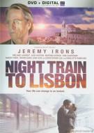 Night Train To Lisbon (DVD + UltraViolet) Movie