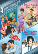 4 Film Favorites: Elvis Presley Girls Collection Movie