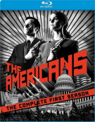 Americans, The: The Complete First Season Blu-ray