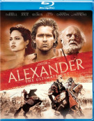 Alexander: Ultimate Cut Blu-ray