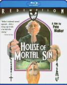 House Of Mortal Sin Blu-ray