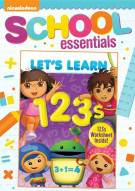 Nickelodeon: Lets Learn - 1,2,3s Movie