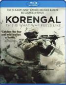Korengal Blu-ray