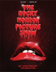 Rocky Horror Picture Show, The: 40th Anniversary Edition (Blu-ray + UltraViolet) Blu-ray
