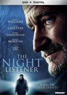Night Listener, The (DVD + UltraViolet) Movie
