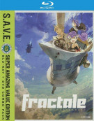 FRACTALE-COMPLETE SERIES-S.A.V.E. (BLU-RAY) Blu-ray