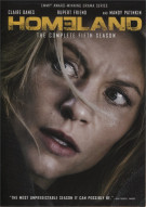 Homeland: The Complete Fifth Season Movie