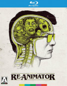 Re-Animator: Two Disc Limited Edition Blu-ray