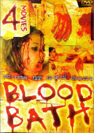 Blood Bath: 4-Movie Set Movie