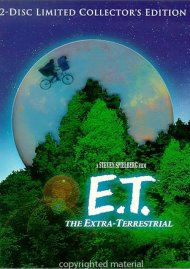E.T. The Extra-Terrestrial: Limited Collectors Edition (Widescreen) Movie