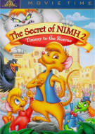 Secret Of NIMH 2, The: Timmy To The Rescue Movie