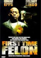 First Time Felon Movie