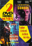 Immortal Combat & The Killing Man Movie