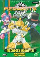 Medabots #2: Medabots, Robattle! Movie