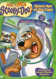 Whats New Scooby-Doo?: Space Ape At The Cape Movie